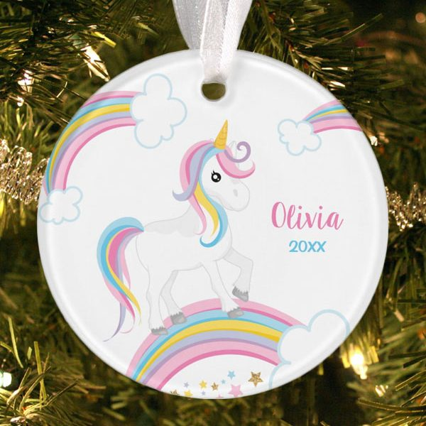 3 Adorable Personalized Christmas Ornaments for Kids